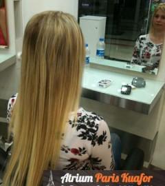 Saç Kaynakta Doğal Uygulama