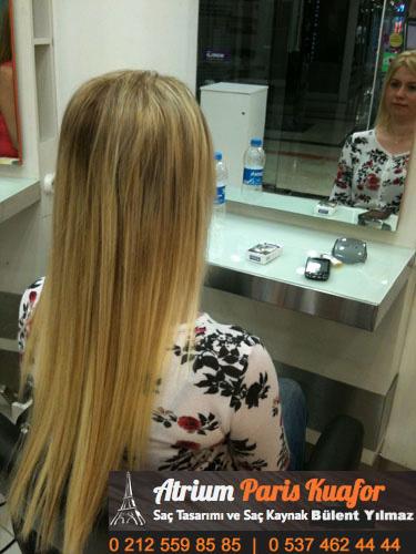 saç kaynak çeşitleri