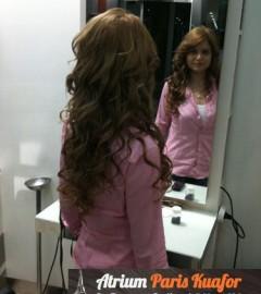 Kalın Telli Saçlara Halka Kaynak Uygulaması