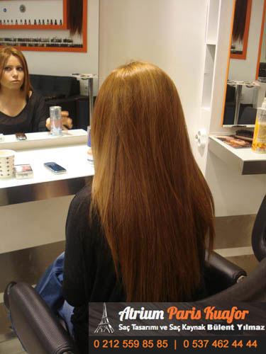 saç kaynak