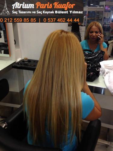 saç kaynak ömrü