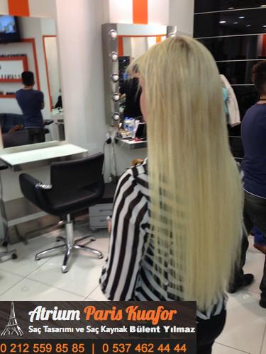 saç kaynak süresi
