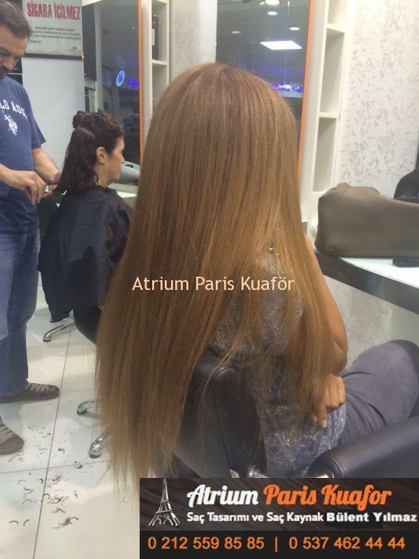 saç kaynak ile yeni saçlar