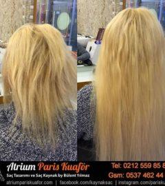 İstanbul'da Görünmez Saç Kaynak Yaptırmak İsterseniz